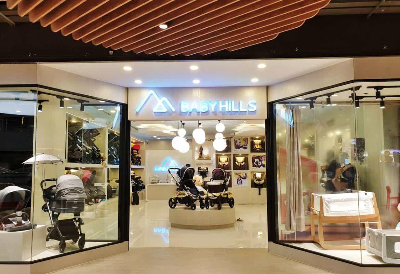Daiichi shop Centralworld